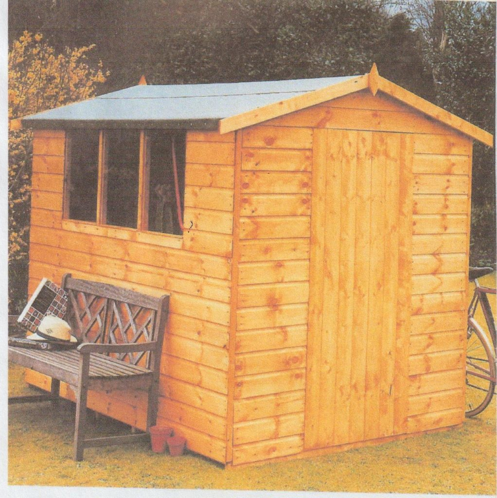 lewis shed